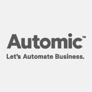Automic Logo grau