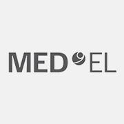 MED EL Logo grau