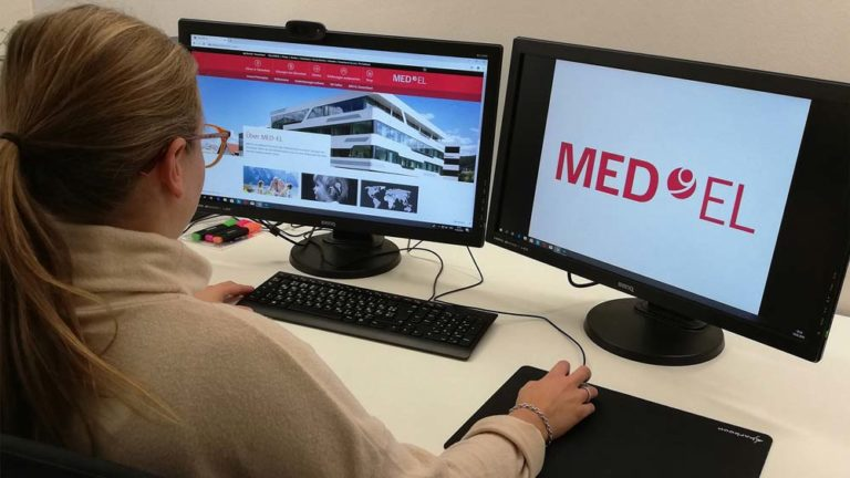 """""""MEINRAD ist für uns wie eine weitere Abteilung unseres Unternehmens"""" – wie das Medizintechnikunternehmen MED-EL mit MEINRAD über 40 Sprachen spricht"""