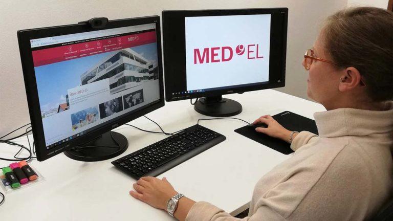 Arbeit an Übersetzung MED-EL