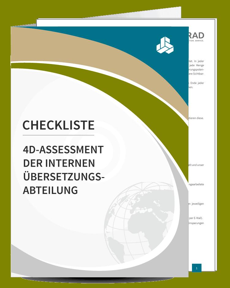4-D Assessment