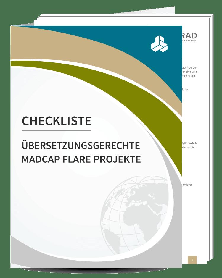 MadCap Flare Checkliste – übersetzungsgerechtes Layout