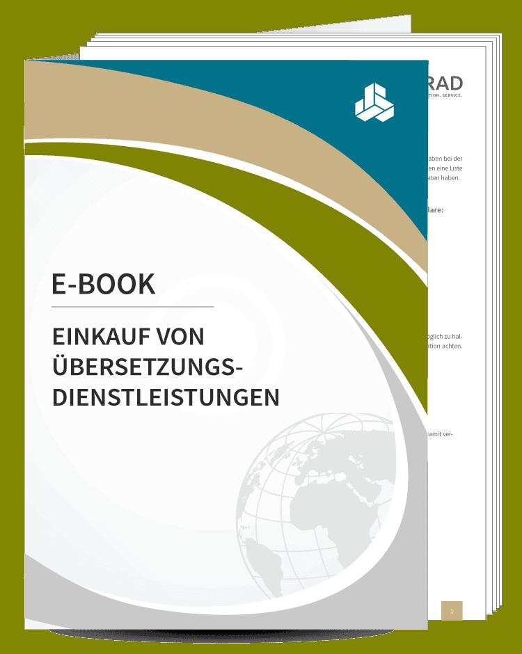 E-Book Übersetzungseinkauf